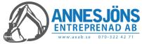 Annesjöns Entreprenad AB Logo